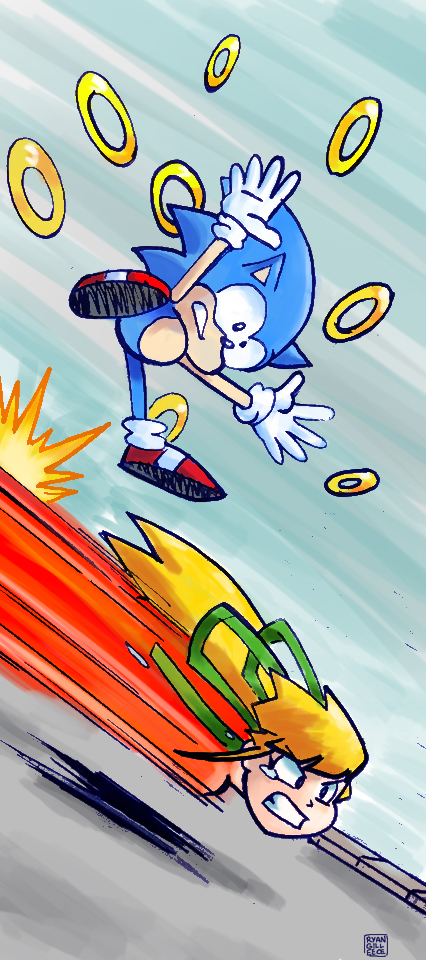 ROLLing Around at the Speed of Sound by MegaRyan104