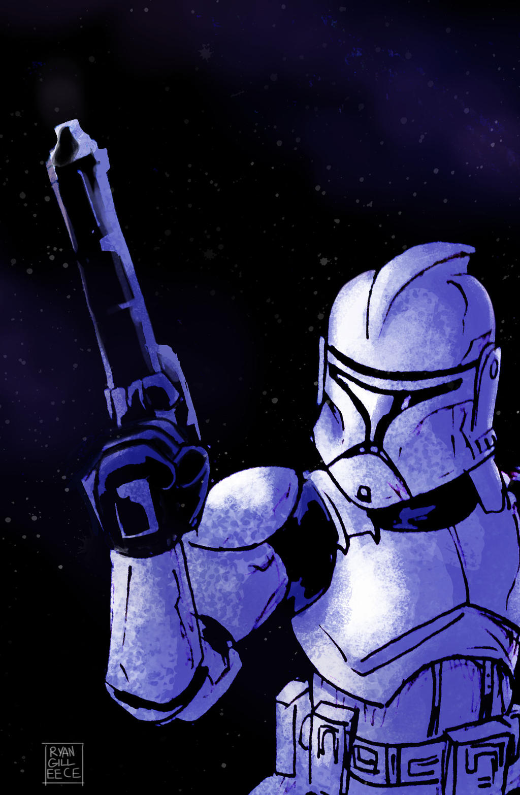 clone trooper by megaryan104 on deviantart