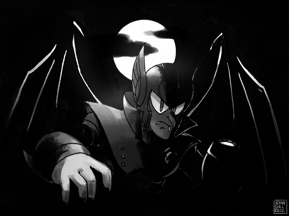 Shade Man by MegaRyan104