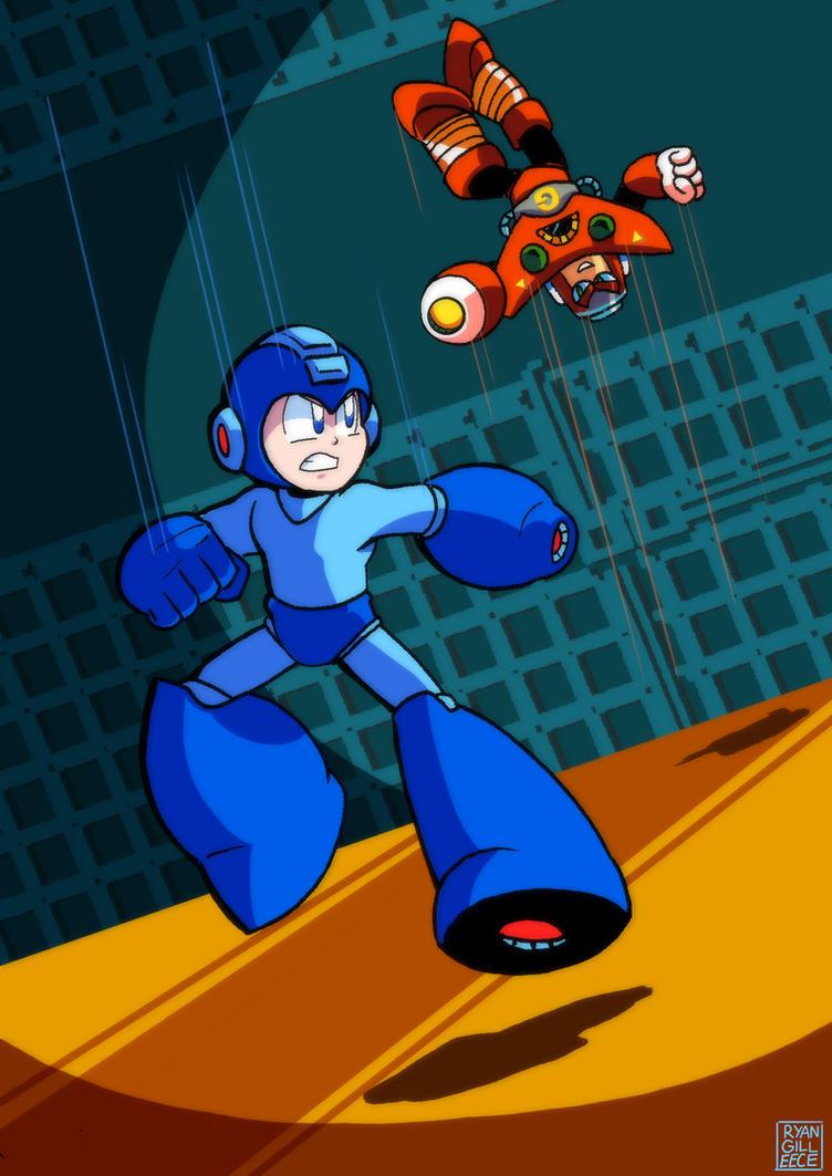 Vs. Gravity Man by MegaRyan104