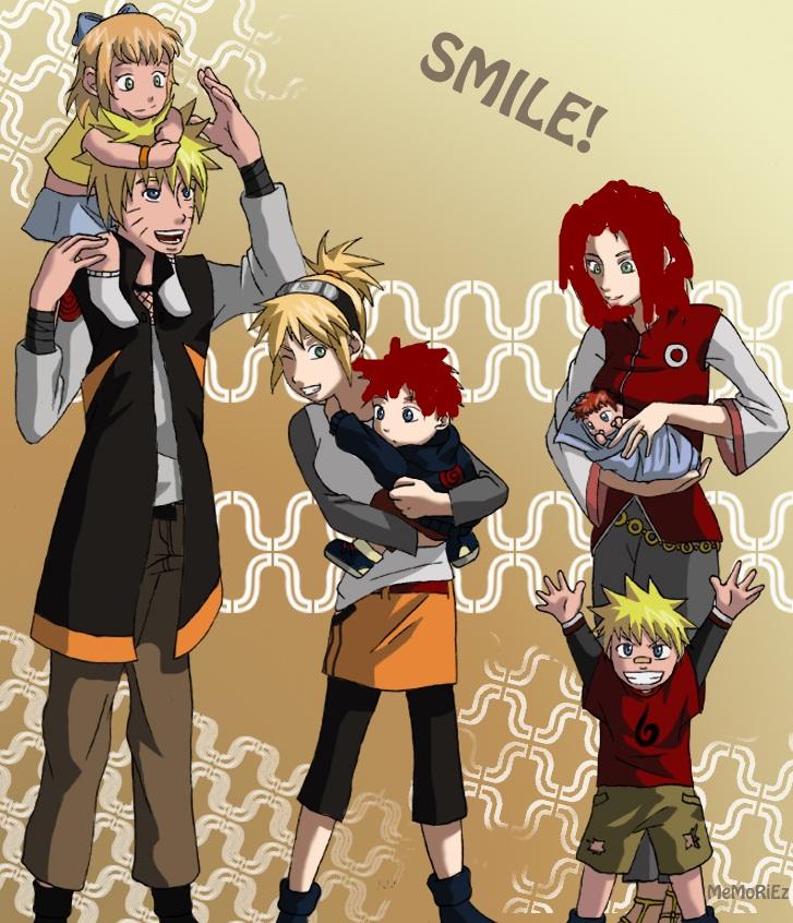 sakura and narutos family by sakuralove12345 on deviantart