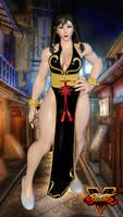 Chun-Li Alt. Costume - Street Fighter 5