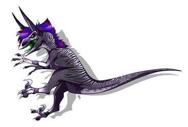 Dinovember Day 7- Turtlesaur by TurtlesaurRex