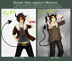 Improvement meme : 2011-2013