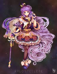 Celestial Maiden by Wyncrosstanza