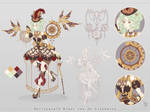 Ball-jointed Steampunk Doll Princess