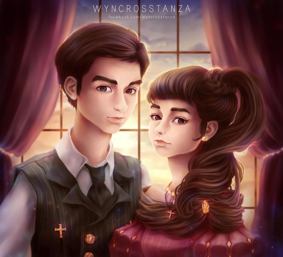 Amor Vincit Omnia by Wyncrosstanza