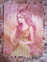 Return of the Elven Muse by Wyncrosstanza