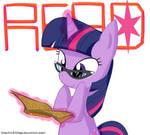 twilight sparkle READ !