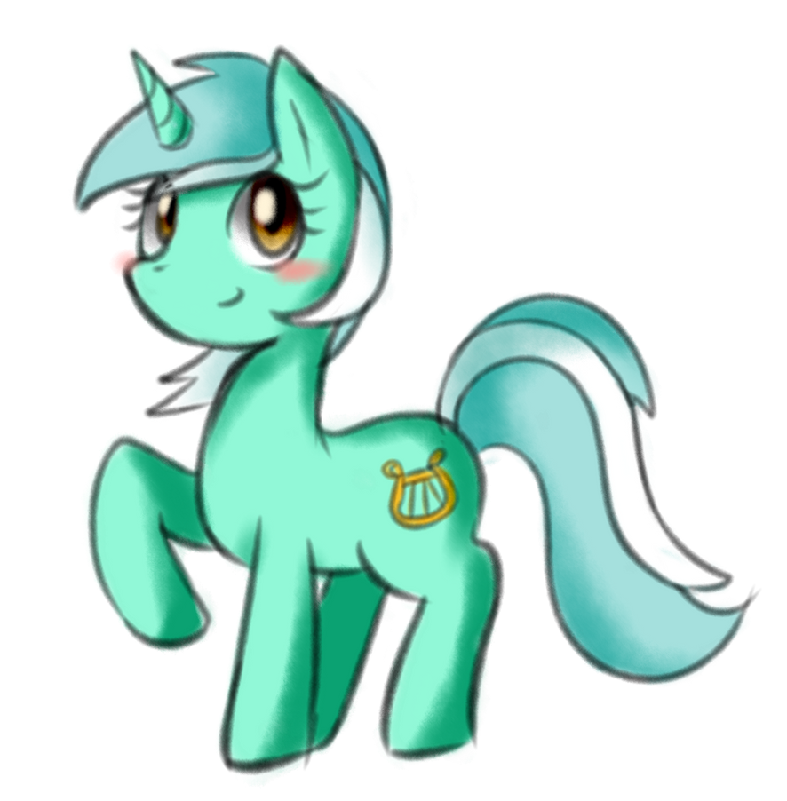 Lyra heartstring by Marenlicious