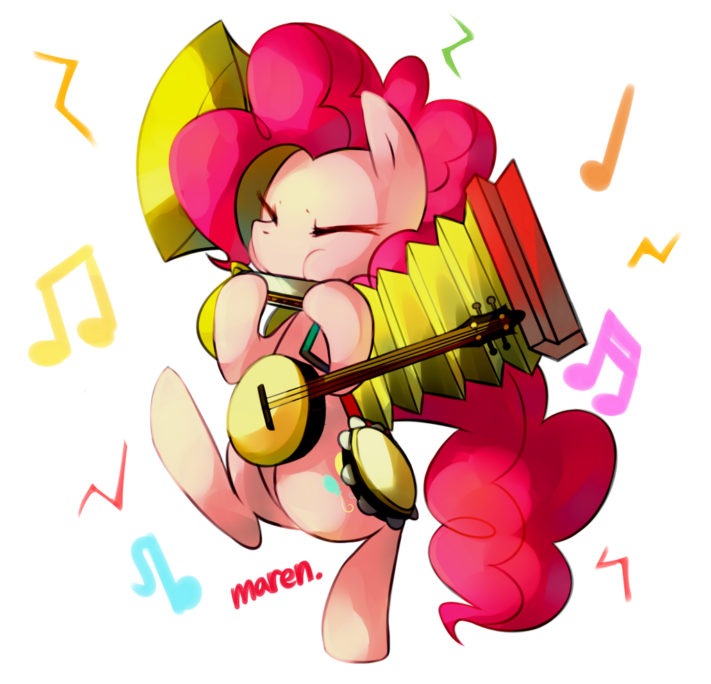Pinkie Pie Music Performance ! by Marenlicious