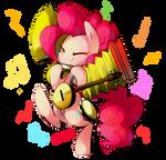 Pinkie Pie Music Performance !