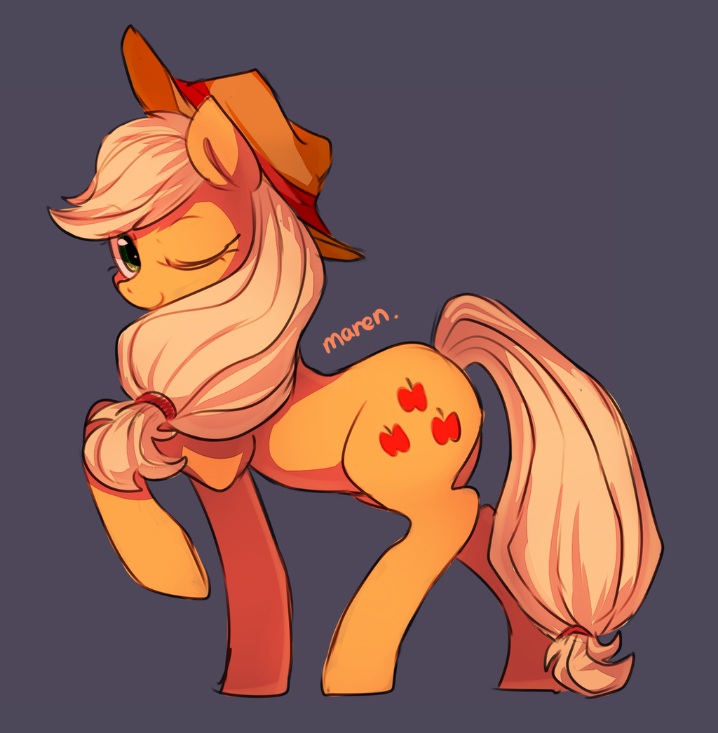 Apppple Jaaaack by Marenlicious