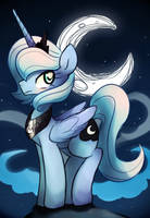 Moon Moon ! by Marenlicious