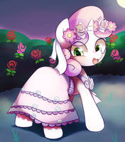 Love is in Sweetie belle ! by Marenlicious