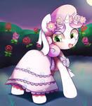 Love is in Sweetie belle !