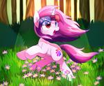 Commission 12 : Purple Eye