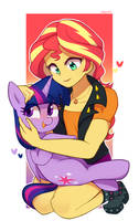 You're so cute ! by Marenlicious