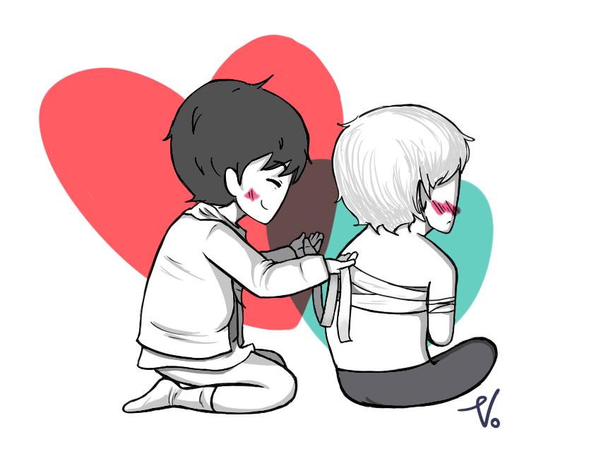 Love cures by sakuraame