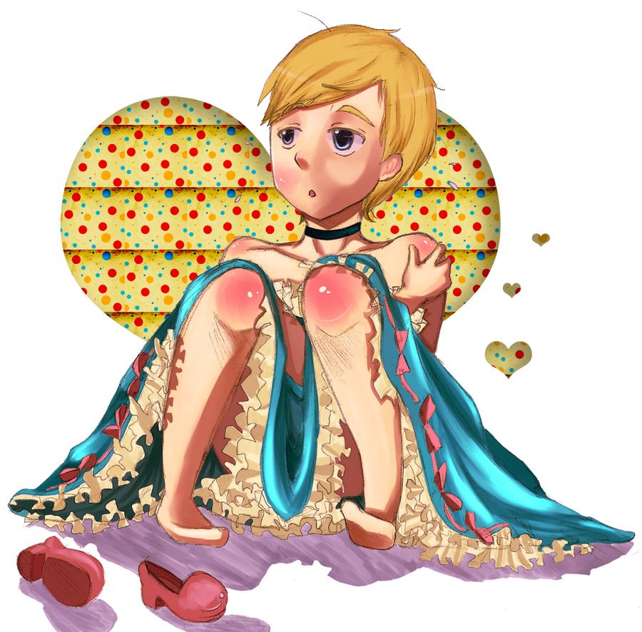 A Dress by sakuraame