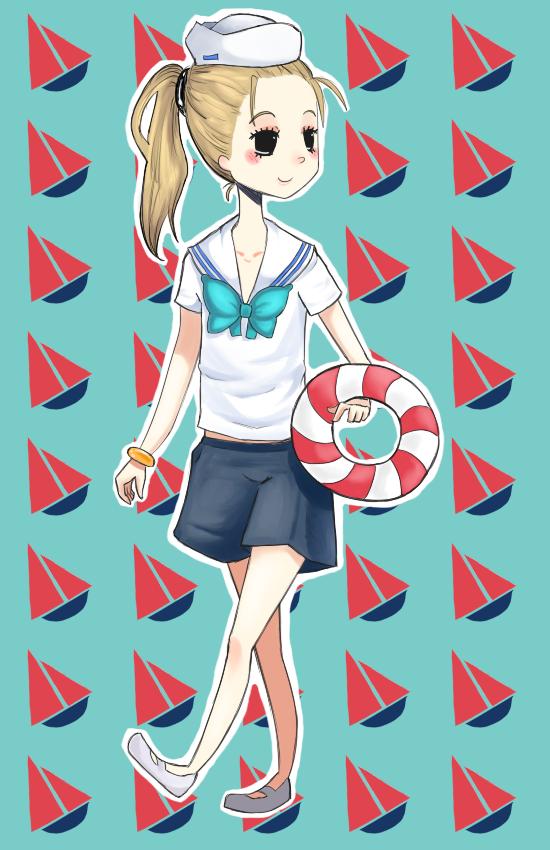 Sailor by sakuraame