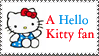 Hello Kitty Fan by loucerise