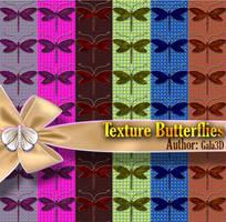 Texture Butterflies by Gala3d