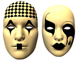 MaskS by Gala3d