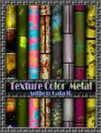 Texture Color  Metal