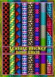 Texture wicker