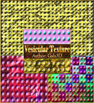 Vesicular texture