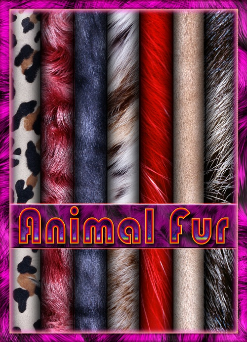 Texture Fur by Gala3d