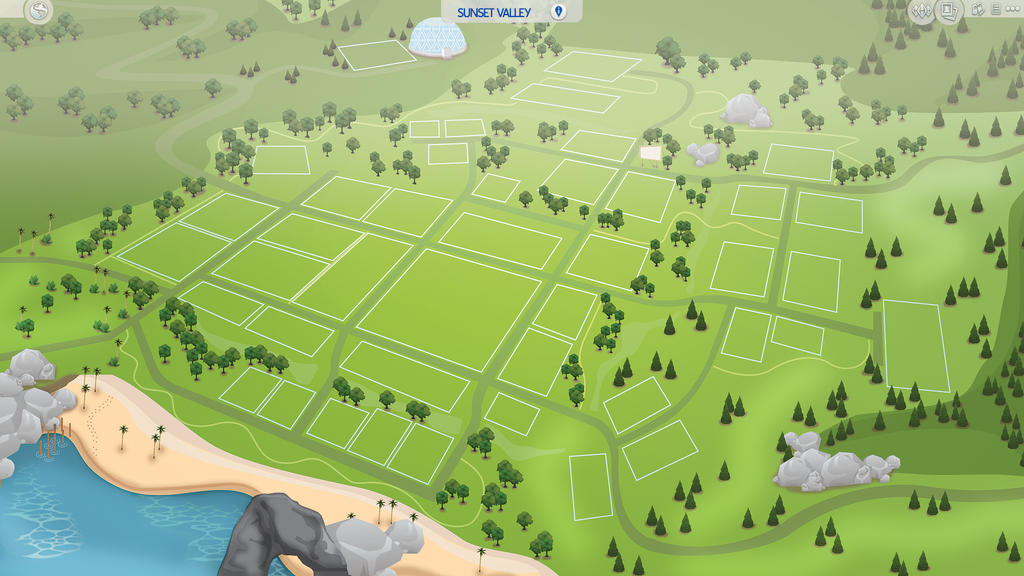 Fanmade World Maps The Sims Forums