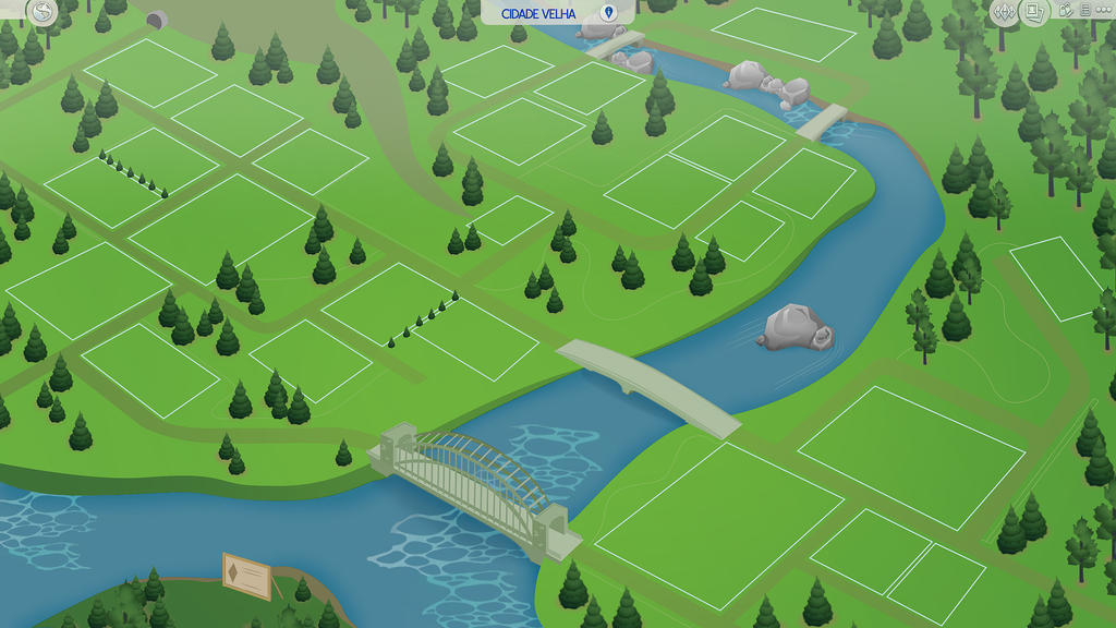 Sims 1 2 3 S Town In The Sims 4 The Sims Forums