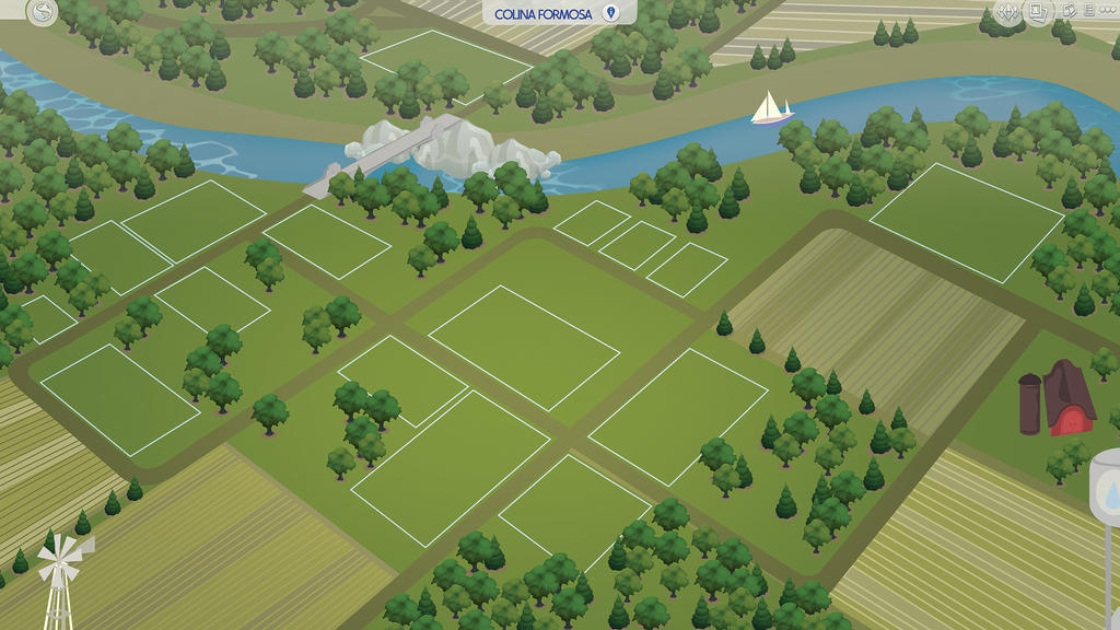 Filipesimss deviantart gallery filipesims 16 4 sims 4 fanmade map riverblossom hills by filipesims gumiabroncs Gallery