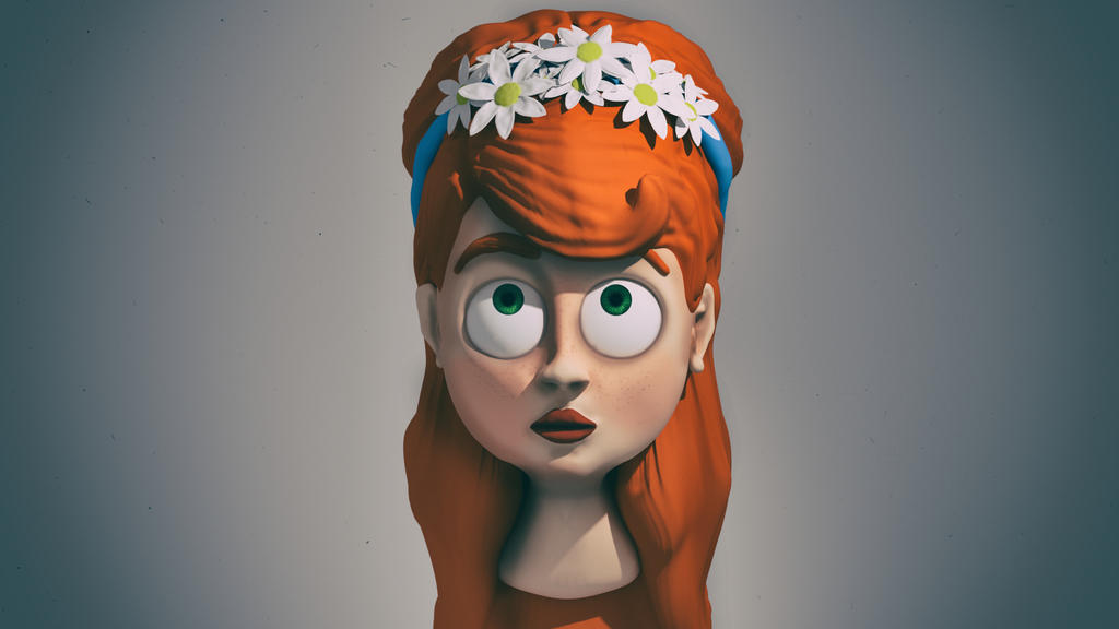 [3D] Dolores by filipesims