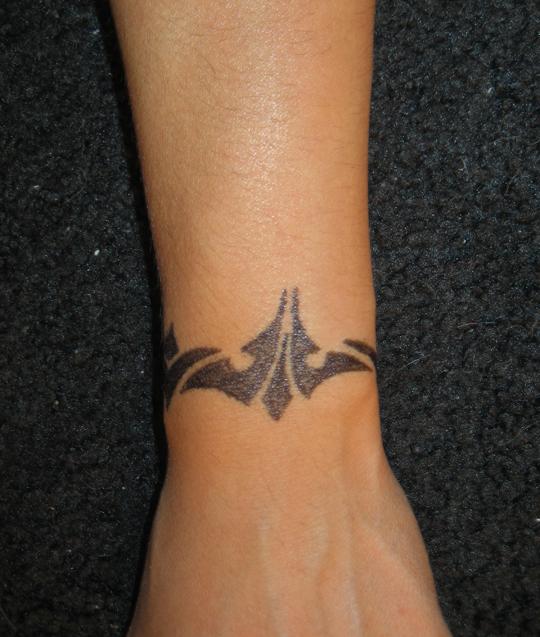 tattoos on wrist