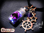 TBM charm necklace - SOLD by LoKiRaseNgAn