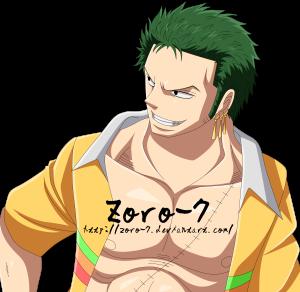 Zoro-7's Profile Picture