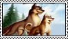 Pro Balto ll wolf quest stamp by Stormchaser-Lioness
