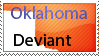 Oklahoma stamp by Stormchaser-Lioness