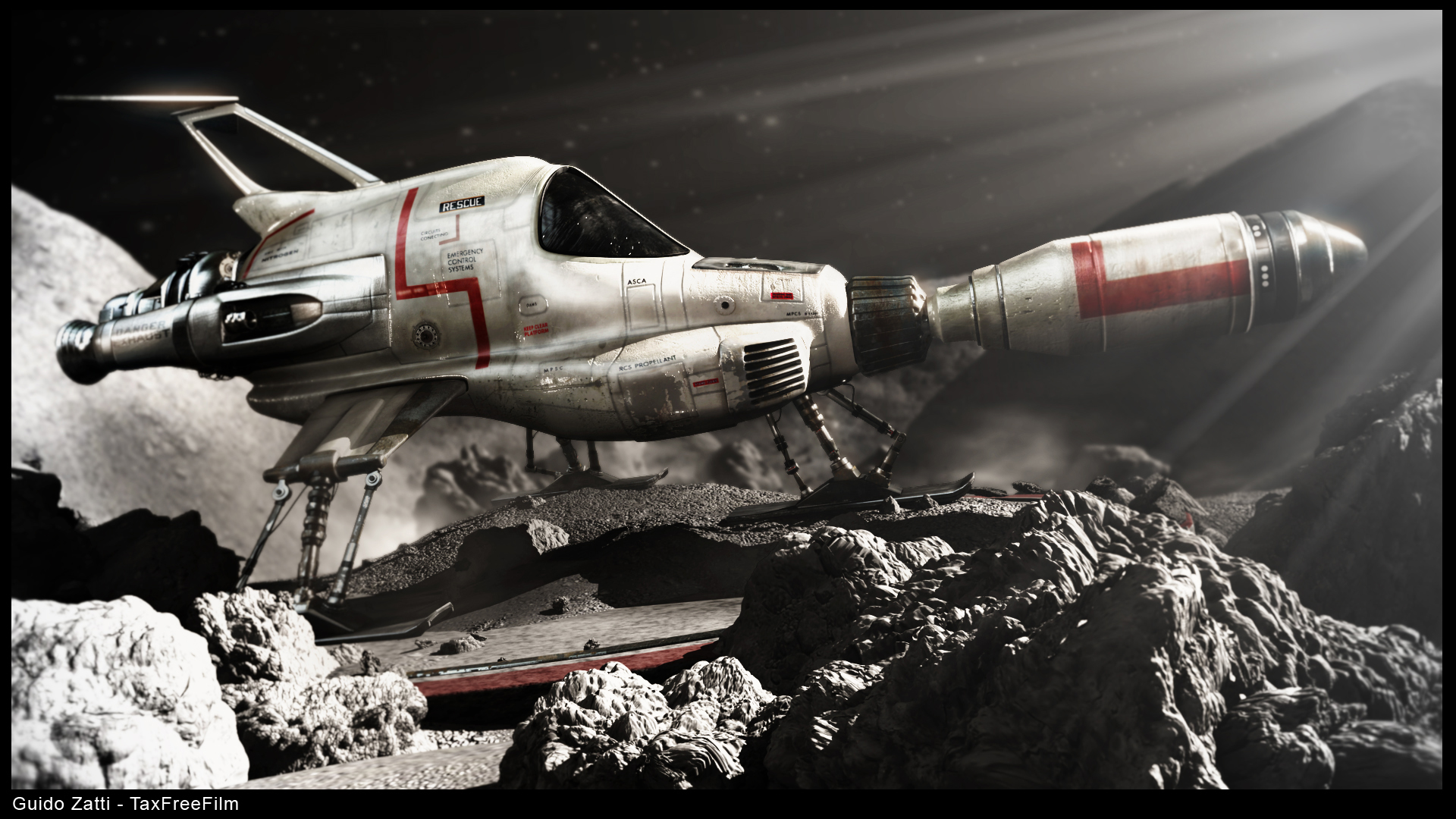 Interceptor - UFO Series by GGuIdOO on DeviantArt