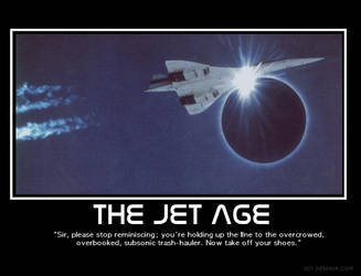 The Jet Age by Ranchoth