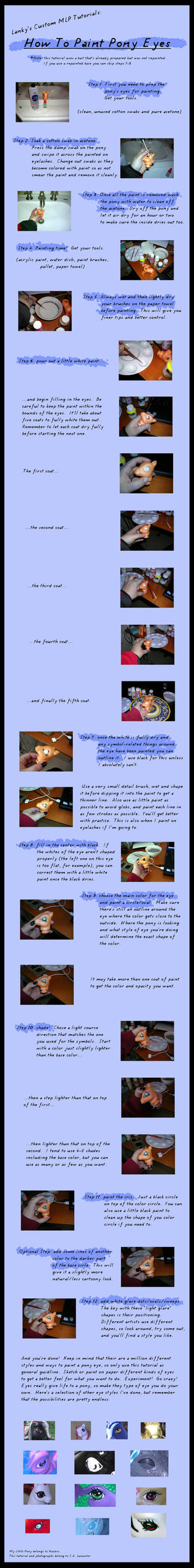 Custom MLP: Eye Tutorial by The-Lancastrian