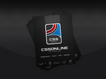 CS-Srbija Flyer print design