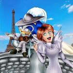 Un monstre a Paris by TinakoTH