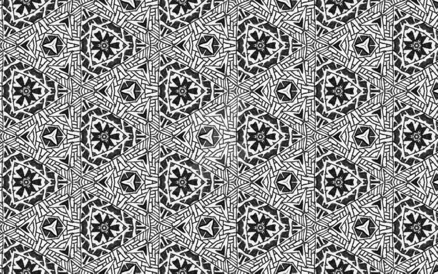 kaleidoscope 1 by kingofthejellyfish