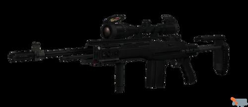 M14 EBR by sadow1213