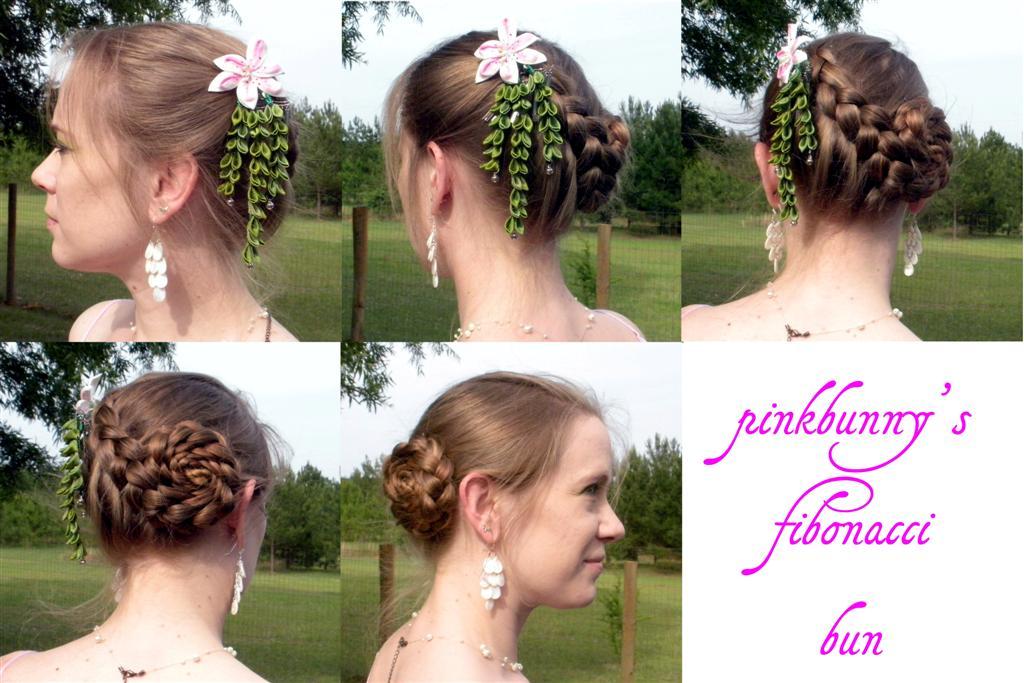fibonacci bun by pinkbunnilicious