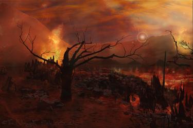 Muspelheim by TheNaughtyPirate